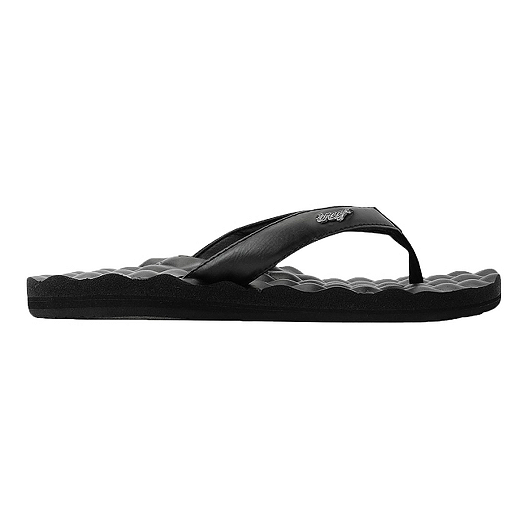 af22e35809a6 Reef Women s Dreams Sandals - Black Grey
