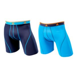 adidas Sport Performance climalite&reg&#x3b; Men's Boxer Brief-2-Pack