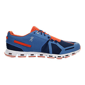 ON Men's Cloud Running Shoes - Blue/Orange