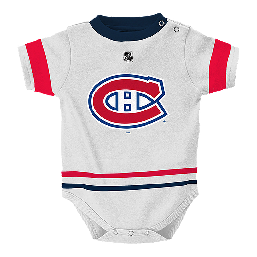 watch 707f5 271be Montreal Canadiens Baby Jersey Creeper Set 3 - Pack | Sport Chek