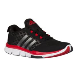 adidas Men's Speed Trainer 2 Training Shoes - Black/Red/Silver