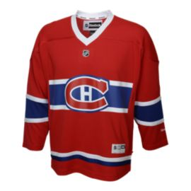 Montreal Canadiens Little Kids' Replica Home Hockey Jersey