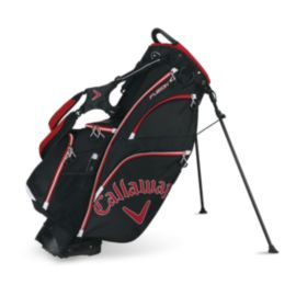 Callaway Fusion 14 Hybrid Stand Bag 2015 - Black/Red/White