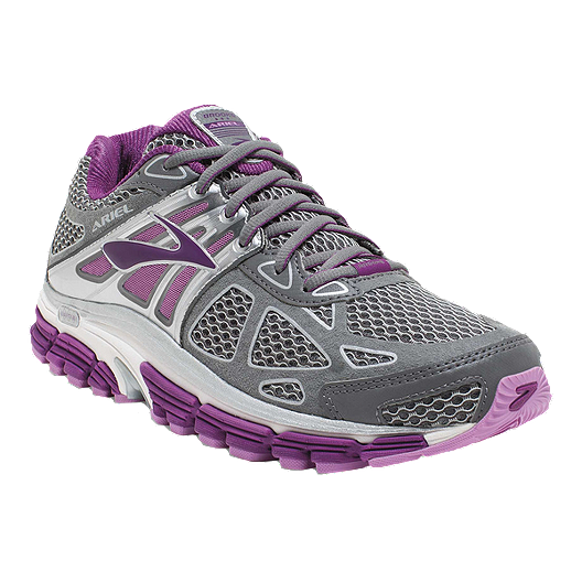 605eb4ced06 Brooks Women s Ariel 14 Running Shoes - Grey Purple