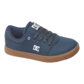 DC Crisis TC Kids' Grade-School Skate Shoes