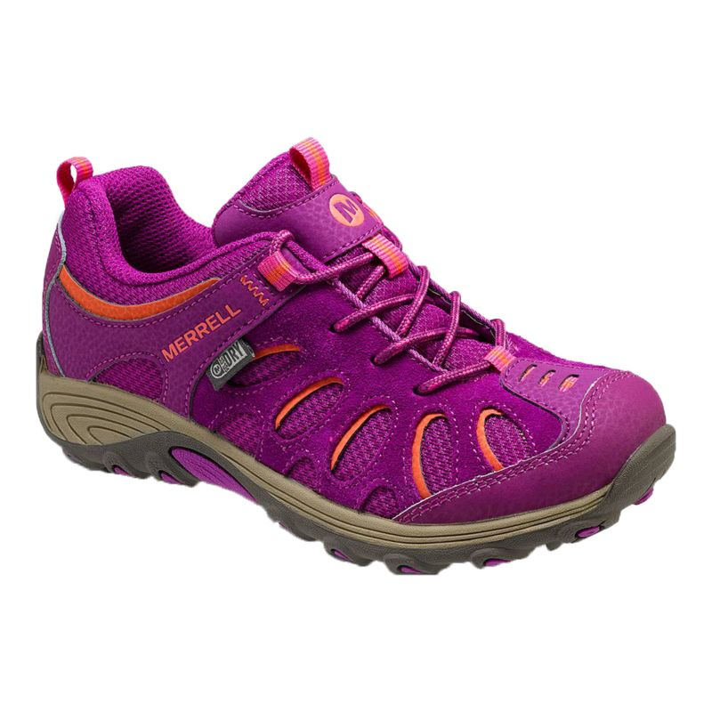 merrell chameleon low waterproof hiking shoes