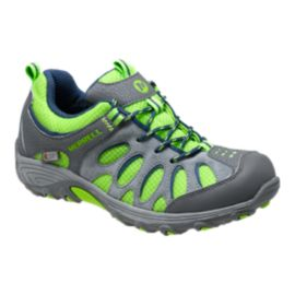 Merrell Chameleon Low Waterproof Kids' Hiking Shoes