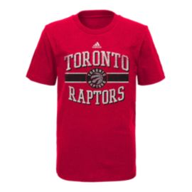 Toronto Raptors Kids' Team Honor Slub T Shirt