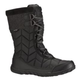 McKINLEY Women's Mara WP Winter Boots - Black/Grey