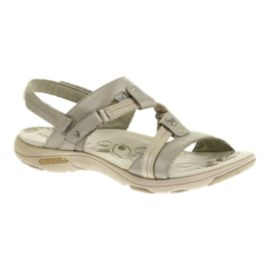 Merrell Women's Swivel Lavish Sandals - Tan/Grey