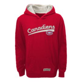 Montreal Canadiens Freedom P/O Slub Youth Hoody