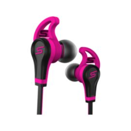 SMS Audio Sport Wired In-Ear Headphones - Pink