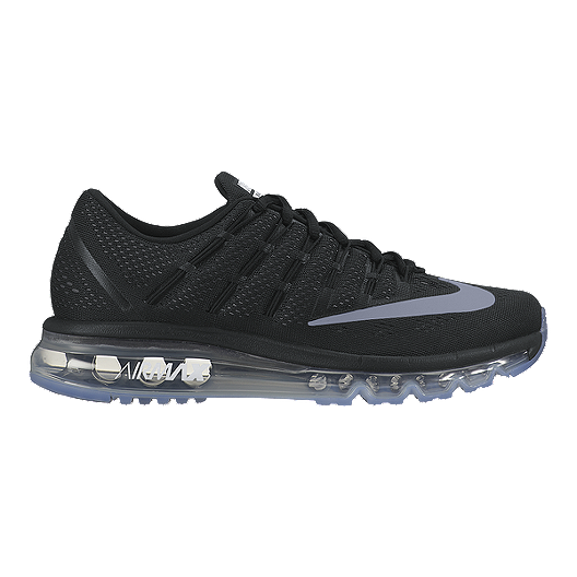 the best attitude 6c6c0 aeb22 Nike Women s Air Max 2016 Running Shoes - Black Purple   Sport Chek
