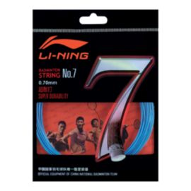 Li Ning Pro Badminton String No 7 - Blue