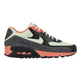 Nike Men's Air Max 90 Essential Casual Shoes - Green/White