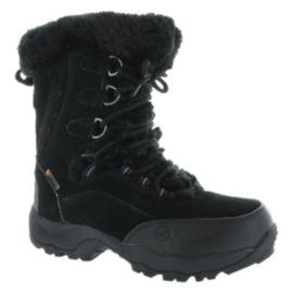 a89b2e6b6a9 Hi-Tec Women's St. Moritz 200 WP II Winter Boots - Black/Clover