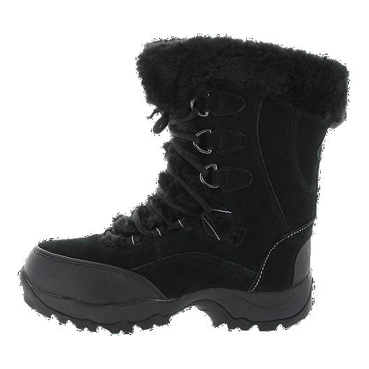 d782da8246a Hi-Tec Women's St. Moritz 200 WP II Winter Boots - Black/Clover