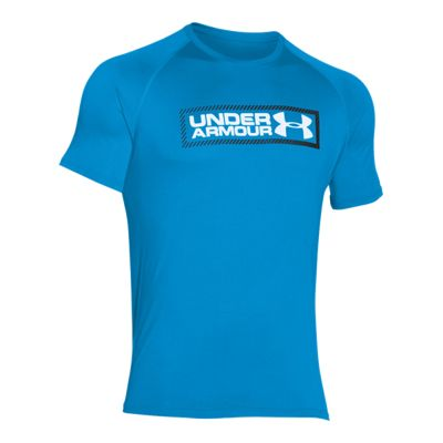 Under Armour Tech Double Up Men's Short Sleeve Tee