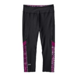 Under Armour HeatGear® Armour Novelty Women's Capri Tights