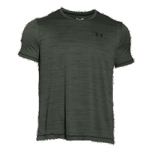 c5934ccfea Under Armour Tech Men's V-Neck Short Sleeve Top | Sport Chek