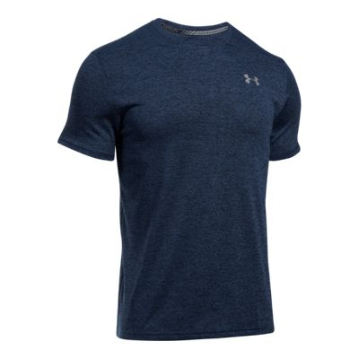 Under Armour Men's Threadborne™ Microthread Run Streaker Short Sleeve Shirt
