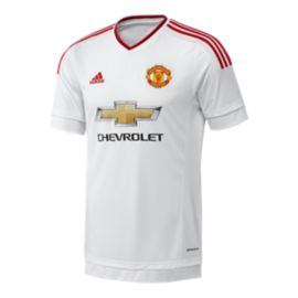 Manchester United FC 2015/16 adidas Men's Away Soccer Jersey