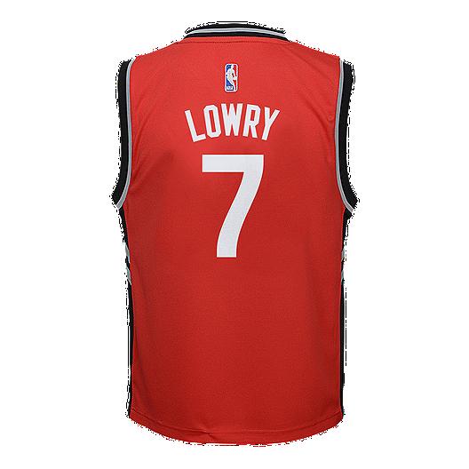 985f8b9182f Toronto Raptors Kyle Lowry Kids' Away Youth Basketball Jersey   Sport Chek