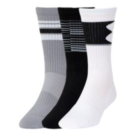 Under Armour Phenom Men's Socks - 3-Pack