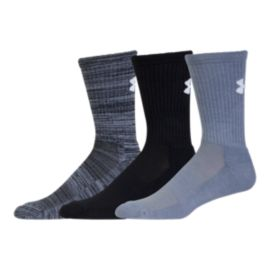 Under Armour Twisted Men's Socks - 3-Pack
