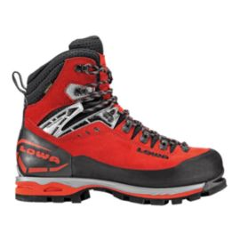 Lowa Men's Mountain Expert EVO GTX Hiking Boots - Red