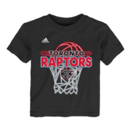 Toronto Raptors 3D Net Toddler Tee