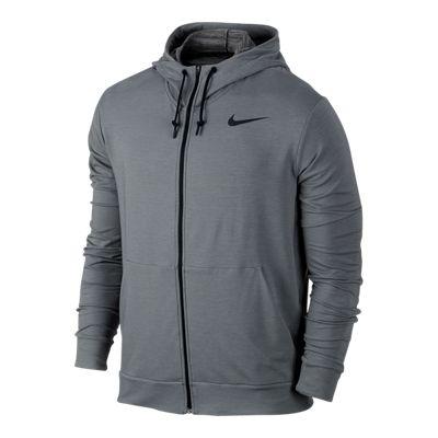 Nike Dri-Fit Training Fleece Men's Full-Zip Hoodie
