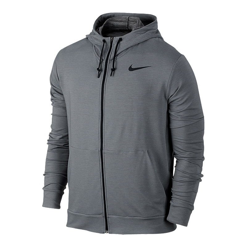43fbd058 Nike Dri-Fit Training Fleece Men's Full-Zip Hoodie
