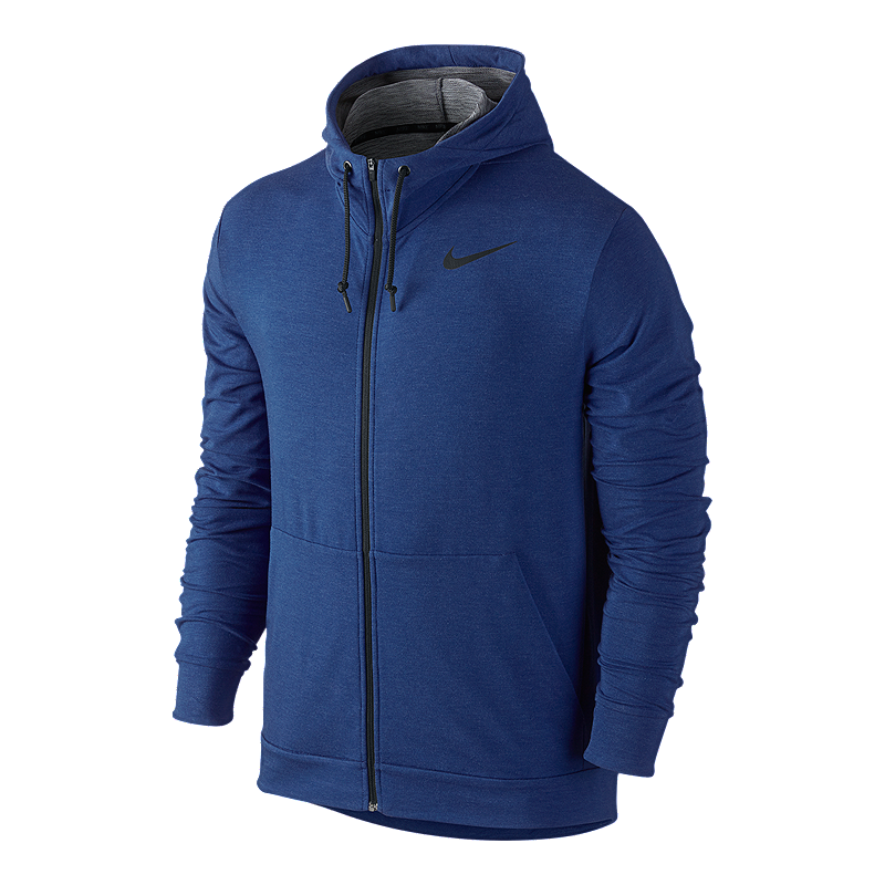5075bd277 Nike Dri-Fit Training Fleece Men s Full-Zip Hoodie