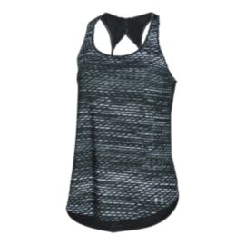 Under Armour Run Fly By 2.0 Flashgrid All-Over Print Women's Tank