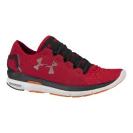 Under Armour Men's SpeedForm SlingShot Running Shoes - Red/Black/White