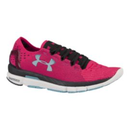 Under Armour Women's SpeedForm® SlingShot Running Shoes - Pink/Black/Grey