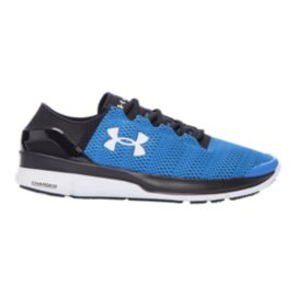 Under Armour Men's SpeedForm Apollo 2 Running Shoes - Blue/Black/White