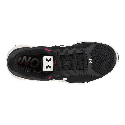 a69b15b1d38 Under Armour Women s Micro G Assert 6 Running Shoes - Black Pink White.  (15). View Description