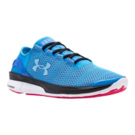 Under Armour Women's SpeedForm® Apollo 2 Running Shoes - Blue/Red/Black