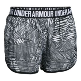 Under Armour Run Perfect Pace Meshmap All-Over Print Women's Shorts