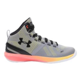 "Under Armour Curry 2 ""Iron Sharpens Iron"" Kids' Pre-School Basketball Shoes"
