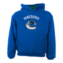 Vancouver Canucks Toddler Prime Basic Hoodie