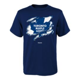 Toronto Maple Leafs Little Kids' Ripped Off T Shirt