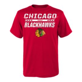 Chicago Blackhawks Kids' Iced Over T Shirt