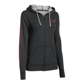 Under Armour Favourite Fleece Workmark Women's Full-Zip Hoody