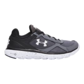 Under Armour Micro G Velocity Kids' Grade-School Running Shoes