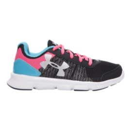 Under Armour Micro-G Speed Swift Girls' Pre-School Running Shoes