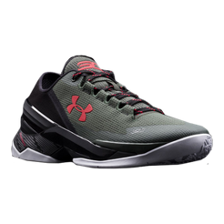 Under Armour Kids  Curry 2 Low Grade School Basketball Shoes - Hook ... 3bffc3b4b