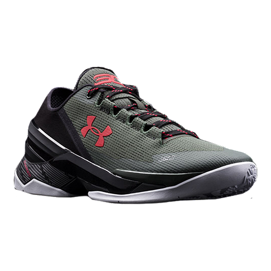 a1147bc89848 Under Armour Kids  Curry 2 Low Grade School Basketball Shoes - Hook ...
